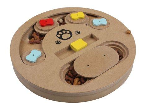 SILVIO DESIGN Hundespielzeug »Game Plate« 4 cm x 23 cm