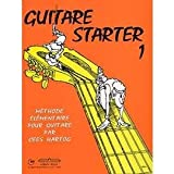 guitare starter volume 1 livre cd inclus