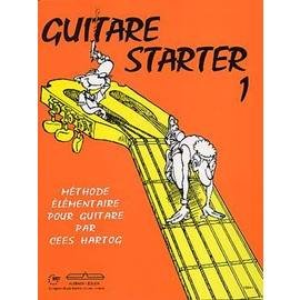 Guitare Starter Volume 1 - Livre + CD in...