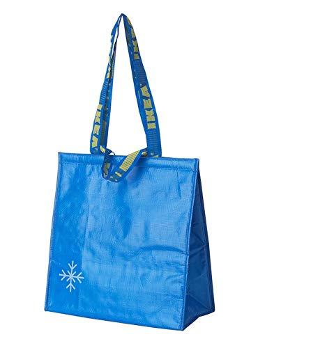 Online Attack Frakta IKEA Kühltasche blau 38x40 Transport Einkaufen