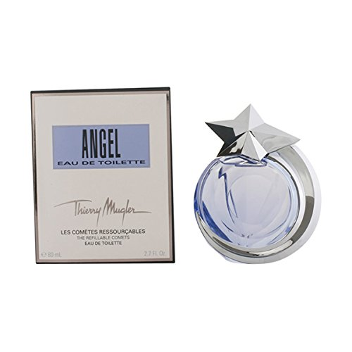 Thierry Mugler ANGEL by Thierry Mugler Eau De Toilette Spray Refillable 2.7 oz / 75 ml