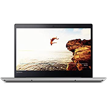 Lenovo IdeaPad 320S 33,8 cm (13,3 Zoll Full HD IPS matt) Notebook (Intel Core i7-8550U, 8GB RAM, 256GB SSD, Nvidia GeForce MX150 2GB, Windows 10 Home) grau