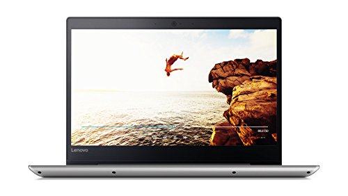 Lenovo IdeaPad 320S 35,6 cm (14,0 Zoll Full HD IPS matt) Slim Notebook (Intel Pentium 4415U, 4 GB RAM, 128 GB SSD, Intel UHD Grafik 610, Windows 10 Home) grau
