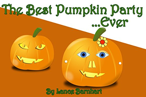 The Best Pumpkin Party Ever (English Edition)
