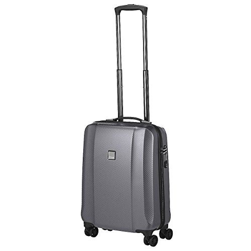 Serie Deluxe Spa (Titan 816406 Xenon Deluxe 4 wheel Trolley S, graphit)
