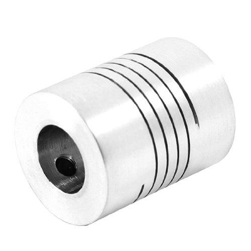 sourcingmap® 8mmx10mm D20L25 CNC Motor Shaft Coupler 8mm to 10mm Coupling