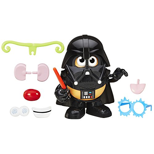Star Wars-b1657eu40-Figur Kino-Coffret (Mr Potato Kostüm Head)
