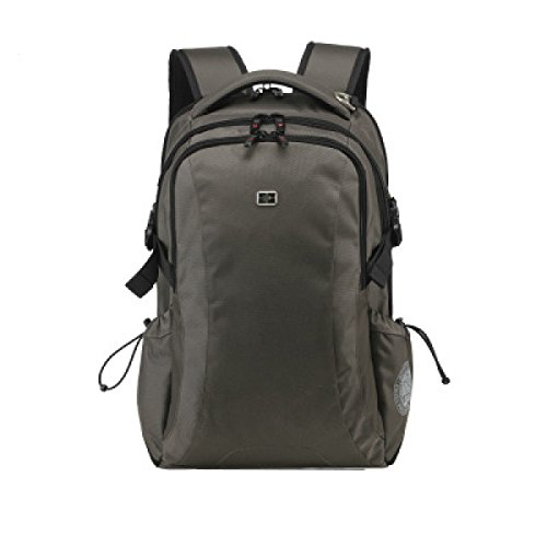 Herren-Business-Tasche Outdoor-Reiserucksack Black