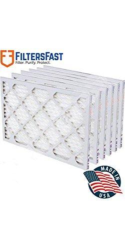 2,5cm Bundfaltenhose Air Filter Merv 11-6Pack von Filter Schnell -