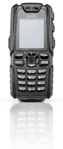 Sonim Technologies Sonim XP3.2 Quest Pro Outdoor-Handy Schwarz