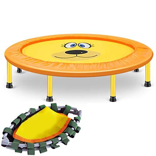 Trampolin Trampolin für Erwachsene im Fitnessstudio für zu Hause und im Freien und Absprungbett/Gewichtsverlust-Trampolin/Trampolin zum Abnehmen WXFO (Color : B)