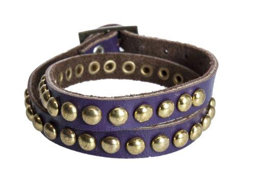 ESPRIT ltext-Bracciale Leather Wrap Ying-Yang Cebbra EDBR20840A000