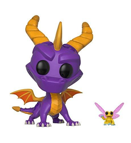 FunKo Figurine Pop – Spyro The Dragon – Spyro & Sparx