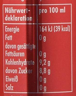 Organics by Red Bull Simply Cola Dosen Bio, 24er Palette, EINWEG (24 x 250 ml)