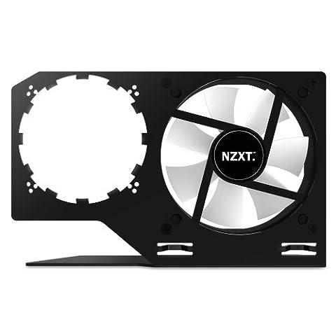 NZXT Kraken G10 Système de refroidissement compatible watercooling pour carte graphique Noir
