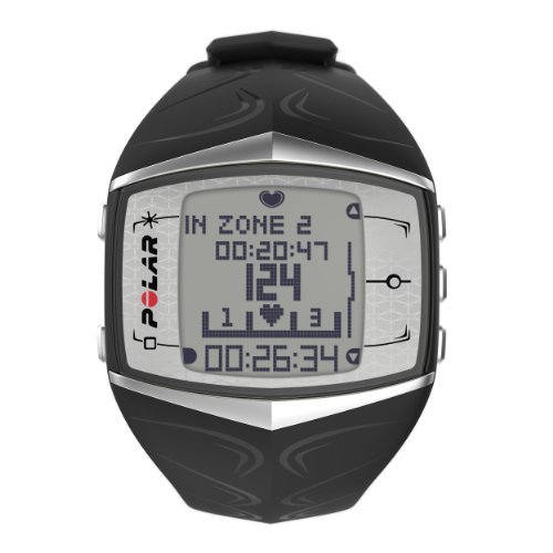 POLAR FT60 - PULSOMETRO (COLOR: NEGRO)