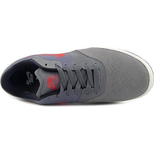 Sb Mensul Rodriguez Cupsole Skateboarding Chaussures Dark Grey-University Red-Black