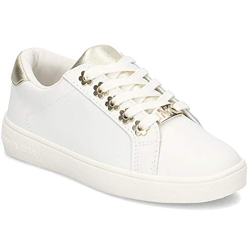 Michael Kors ZIA IVY Sprung Sneaker Kinder weiß 34
