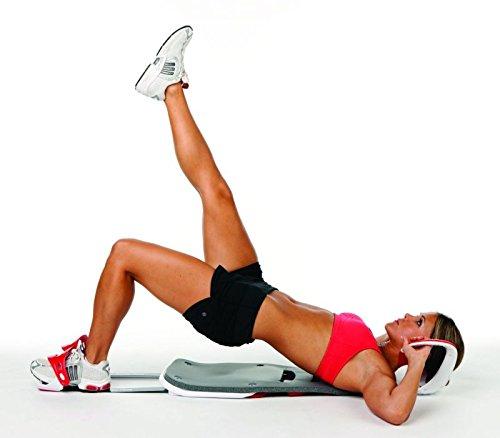 Perfekt Situp erfindet Sit-ups durch die Kombination der oberen ab Crunch mit der unteren ab Bein Lift, um Sie besser, schneller Ergebnisse. 91900060