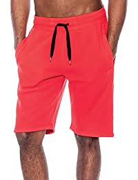 09a23279c3e1 Kurze Hose für Herren, Mode Loose Fit Trainingshose Sporthose mit Kordelzug Bequem  Stoffhose Sweatpants für