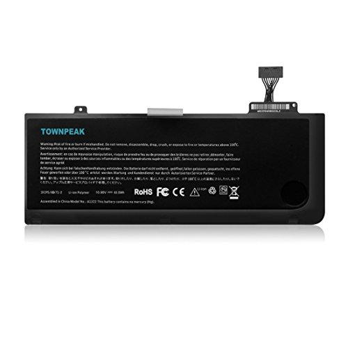 Townpeak A1322 Ersatzbatterie für Apple Macbook Pro 13