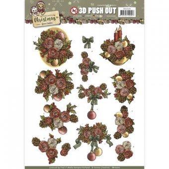 Find It 3D-Stanzbogen - Yvonne Creations - Celebrating Christmas 4