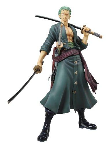 Megahouse One Piece Portrait of Pirates: Roronoa Zoro Ex Model PVC Figure (japan import) 7