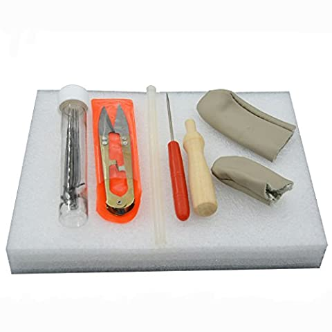 Needle Felting Craft Kit Set Wool Felt Tools Foam Mat