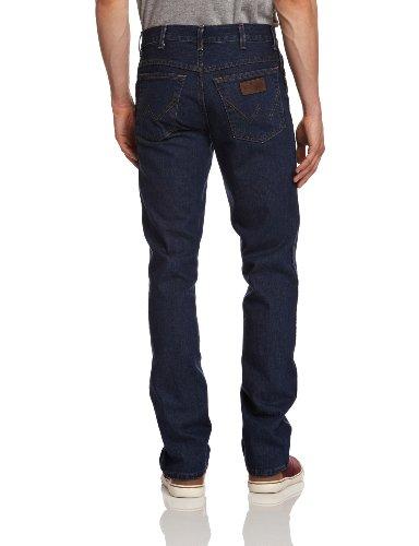 Wrangler Herren Jeans Texas Blau (Blue black)