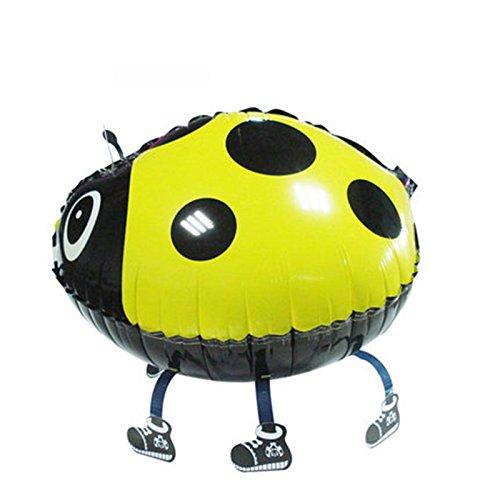 1Stück Cute Cartoon Animal Pet Walking Folie Luftballons Hochzeit Geburtstag Party Dekorationen Supplies Kids Toys (Mickey Arch)