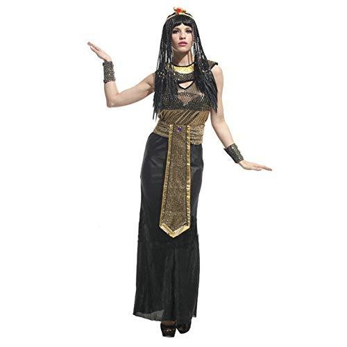 People-COS1 Halloween Karnevals-Party Exotic Cleopatra Ägyptischen Pharao Kostüme Für Männer Frauen Neues Jahr-Party-Prinzessin Cosplay