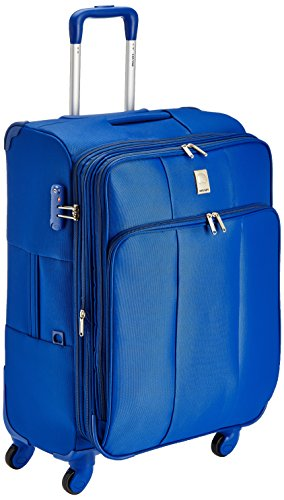 Delsey-Eris-Soft-78Cm-Light-Blue-Check-In-Trolley-Luggage-00002582112F9