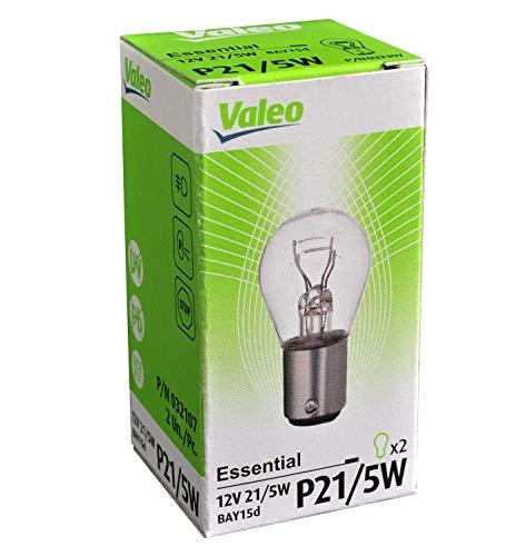 Valeo Ampoules Halog/ène Set de 10 R5W-Essential-Cardboard x10 32219