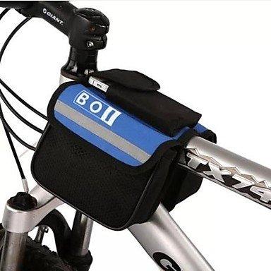 ZXC/ Radfahren auf den Rohrfahrradrahmen Taschen Green