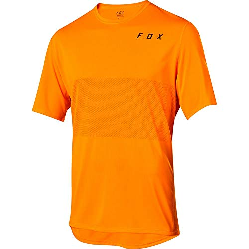 Fox Trail-Jersey Kurzarm Ranger Orange Gr. L