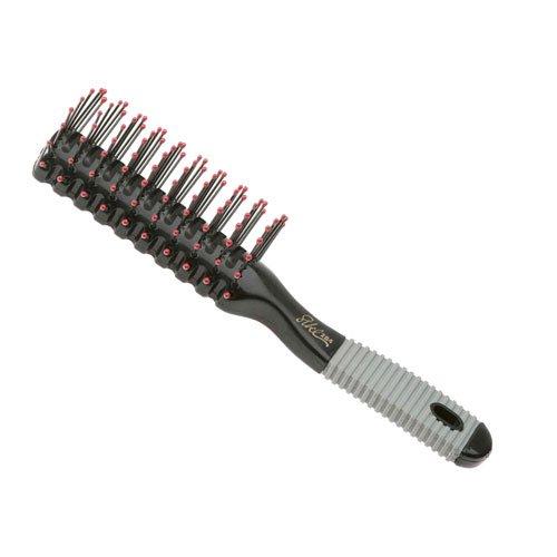 Sibel Brosse à Cheveux Araignée Antistatique 8 Rangs Proline 284