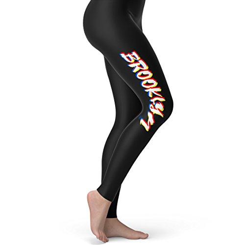 TWISTED ENVY - Legging de sport - Femme Noir