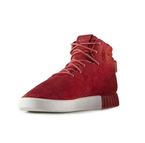 adidas , Baskets mode pour homme blanc Ftwwht, Corred And Cblack BB2888 40,5 EU rouge/rouge / Blanc