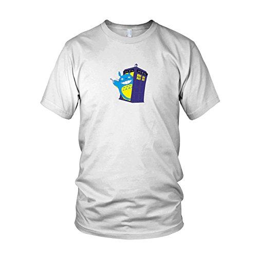 Neighbour Box - Herren T-Shirt Weiß