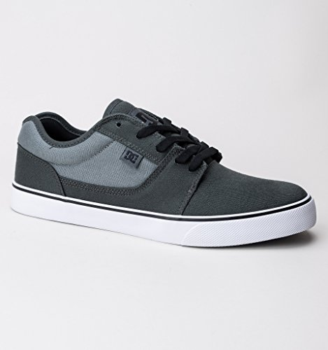 DC Shoes Tonik TX, Baskets Basses Homme Charcoal/Cool Grey