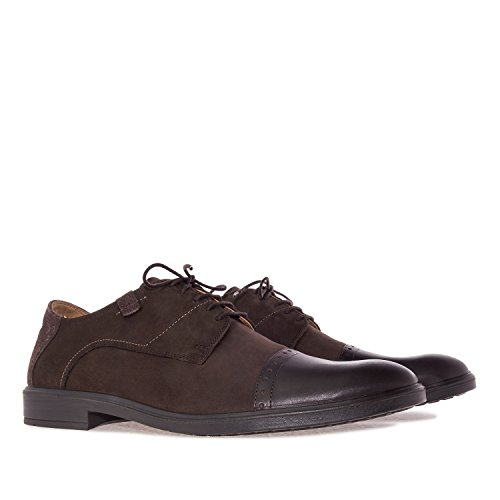 Andres Machado.208202.Chaussures en Nubuck.Grandes Pointures.47/50.pour Hommes…
