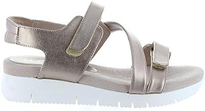 Sandalias de Mujer UNISA 60793 BETO SM MUMM SOFT METAL
