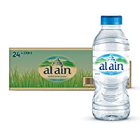 ‏‪Al Ain Bottled Drinking Water - 330 ml (Pack of 24)‬‏