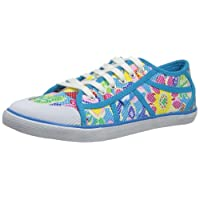 Rocket Dog Womens Amaya Low-Top Trainers