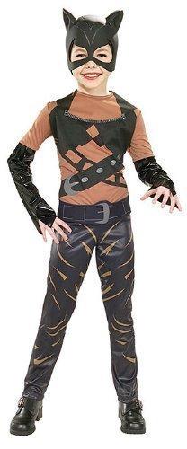 Catwoman?-Kostüm für Mädchen - 8-10 (Kostüme Catwoman Mädchen)