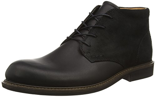 51707 Chukka Schwarz ECCO Herren BLACK Boots FINDLAY BLACK AwxHqFv