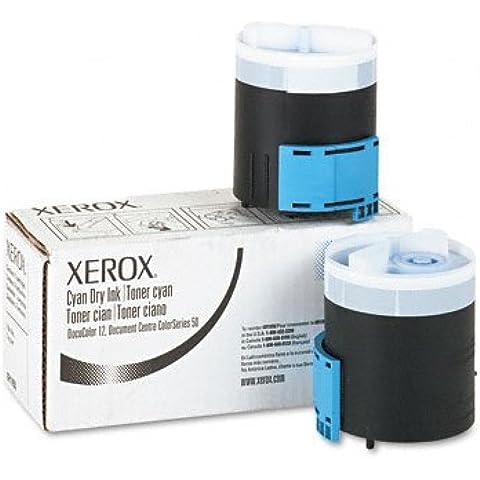 Xerox 6R1050 Toner Cartridge (Cyan,2-Pack) by Xerox
