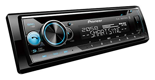 Pioneer Car Multimedia DEH-S510BT Auto Radio Bluetooth m. Bluetooth & Vario Color