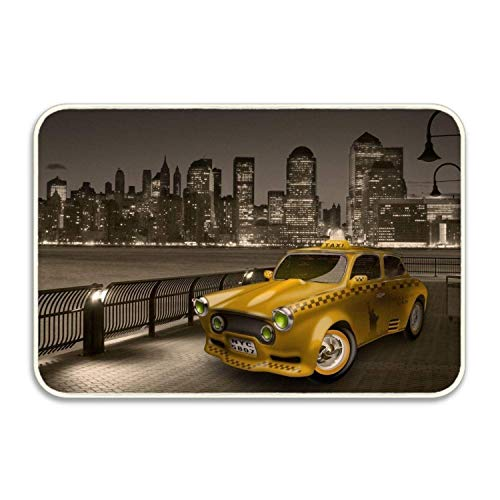 lijied Indoor Outdoor Entrance Rug San Francisco Floor Mats Shoe Scraper Doormat 6 Cheap Rugs orange Rug - Honig Francisco San