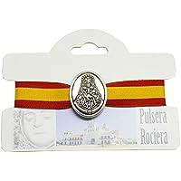 Albero Pulsera Virgen del Rocio Tela Y ZAMACK España- 29 X 1 ...
